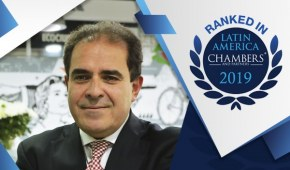 Reconocimiento al Doctor Luis Fernando Macías en Chambers Latin American Awards